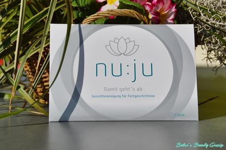 [Review] – nu:ju® – das innovative und wiederverwendbare Abschminktuch: