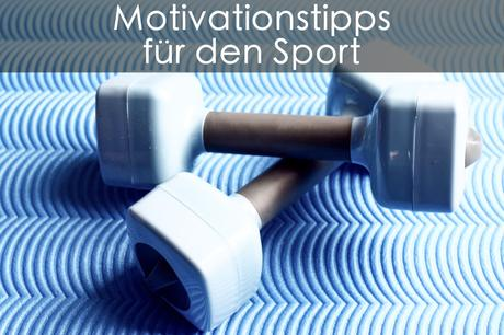 Motivationstipps für den Sport