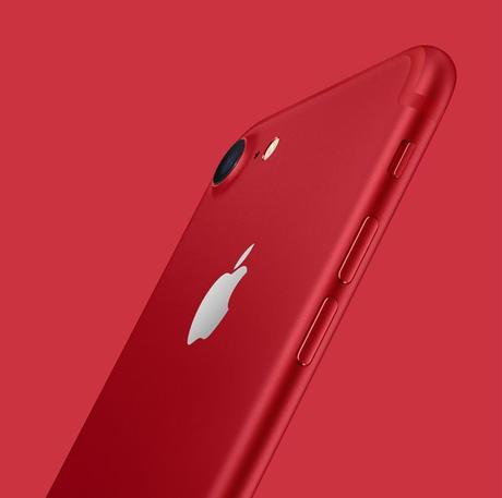 Das rote iPhone