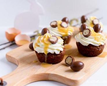 Schokobon Muffins zu Ostern