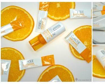 """[Beauty] Clinique """"Fresh Pressed"""" Der 7-Tage Vitamin C Frühjahrsputz für die Haut!"""