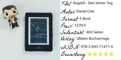 Ragdoll – Dein letzter Tag | Daniel Cole