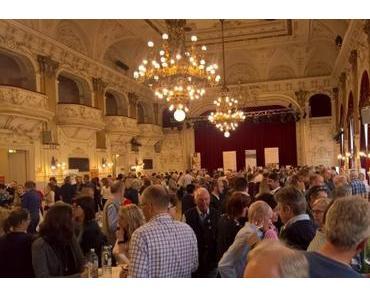 Linzer Weinfrühling 2017 – perfekt organisiert…