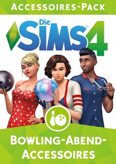 Die Sims 4 - Bowling-Abend-Accessoires