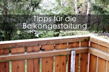 Tipps für die Balkongestaltung