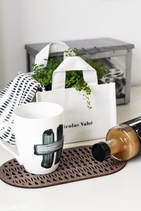Osterkörchen für Erwachsene, DIY Tasse bemalen, Nicolas Vahe Korb