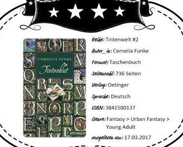 Cornelia Funke – Tintenblut
