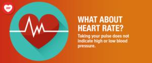 Blutdruck und Herzschlag