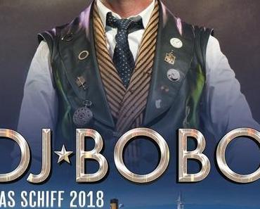 Kreuzfahrt mit DJ Bobo 2018
