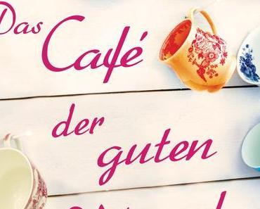 Das Cafe der guten Wünsche von Marie Adams/Rezension