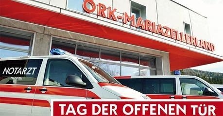 Tag der offenen Tür beim ÖRK Mariazellerland