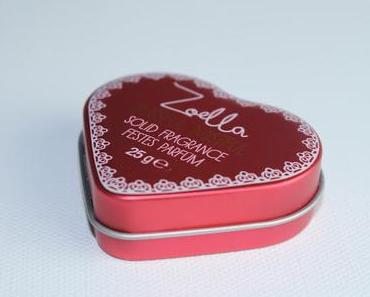 Zoella Beauty Blissful Mistful Solid Fragrance Festes Parfüm Review