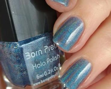 [Nails] LACKphabet: H wie Holo mit Born Pretty Holo Polish