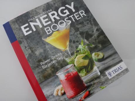 rezension energy booster grüner smoothie rezept