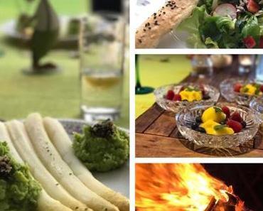Osteressen mit Freuden: 'In Spargel schwelgen' #vegan