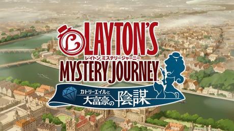 """Bald könnt ihr mit """"Layton Mystery Journey"""" auch auf dem Smartphone Rätsel lösen"""