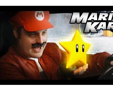 Mario Kart trifft auf Fast & Furious + eine ganze Menge Star Wars