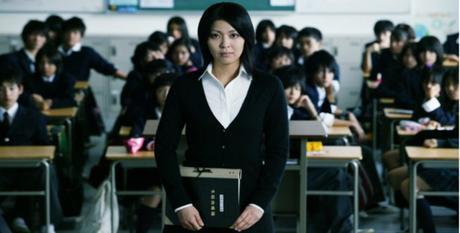 Selbstjustiz einer Lehrerin: Geständnisse von Kanae Minato