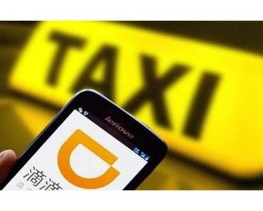 SoftBank will 6 Milliarden US$ in Didi Chuxing investieren