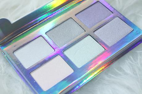 Rival de Loop young Rainbow Shimmer Eyeshadow Palette Review
