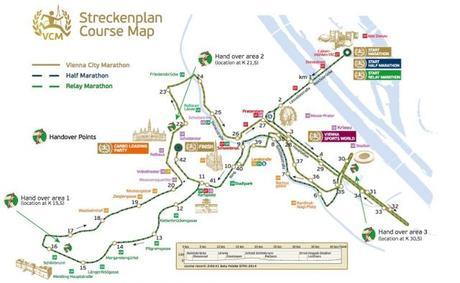 Vienna City Marathon 2016 – Erfahrungen von der Strecke in Wien