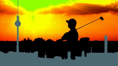 Golfen ist eine Herausforderung