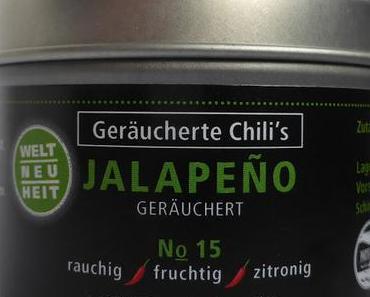 Puszta Peppers - Smoked Jalapeño Chili No. 15