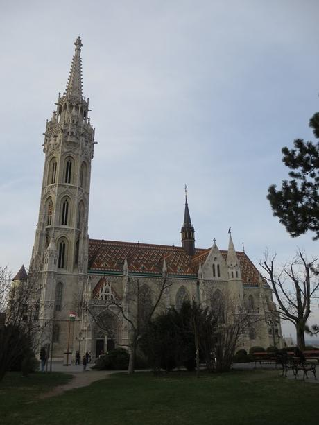 19_Flusskreuzfahrt-a-rosa-Donau-Matthiaskirche-Budapest-Ungarn