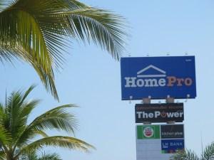 HomePro – Thai Heimwerkermarkt