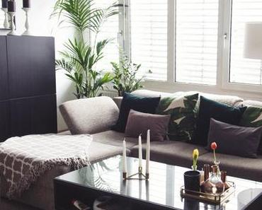 Wohnzimmer-Update: Ein Mix aus Industrial Stil und Wohlfühl-Oase