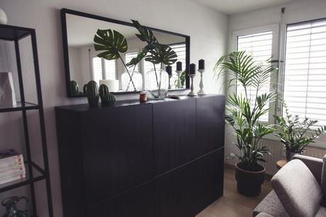 wohnzimmer update ein mix aus industrial stil und wohlf hl oase. Black Bedroom Furniture Sets. Home Design Ideas