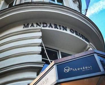 Bar31 – Mandarin Oriental