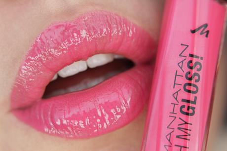 Manhattan Oh my Gloss Legally Pink 004