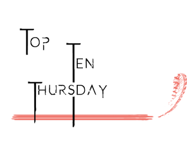 (Aktion) Top Ten Thursday
