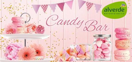 Alverde Candy Bar Header