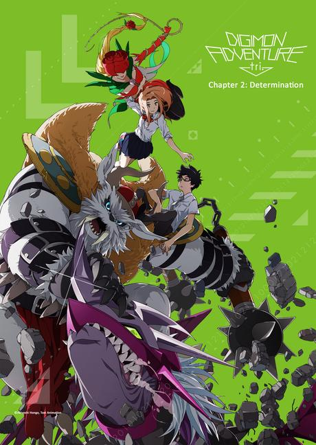 Digimon Adventure tri. Chapter 2: Determination – Deutscher Trailer veröffentlicht