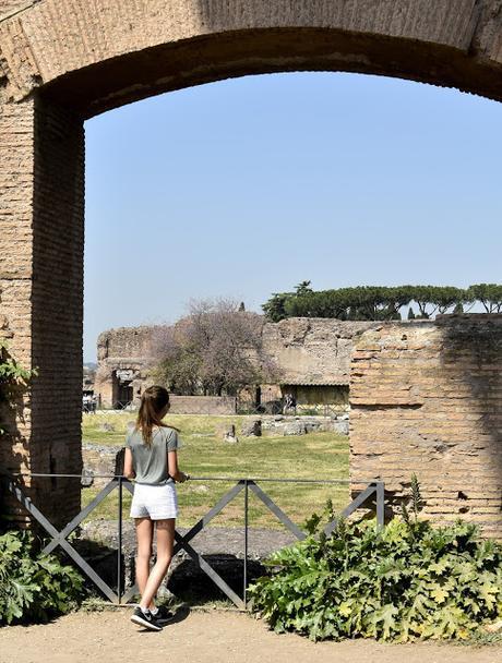 ROME TRAVEL DIARY