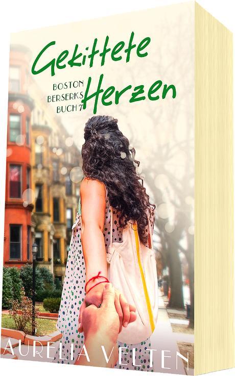 Aurelia Velten – Gekittete Herzen (Boston Berserks 7) ~ Rezension