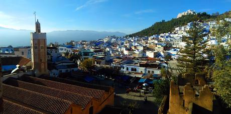 chefchaoen marokko stadt norden roadtrip