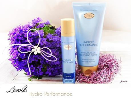 Lavolta - HYDRO PERFORMANCE - Serum / Cleansing Cream