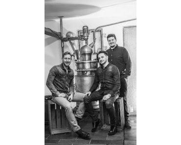 STIN – Styrian dry Gin erobert die Gastro-Welt