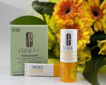 Clinique // Fresh Pressed™ Daily Booster & Powder Cleanser