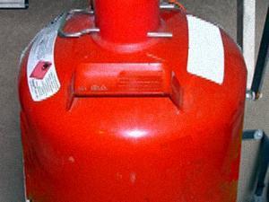 Gasflaschen im Wohnmobil, Gasflaschen für Wohnmobil