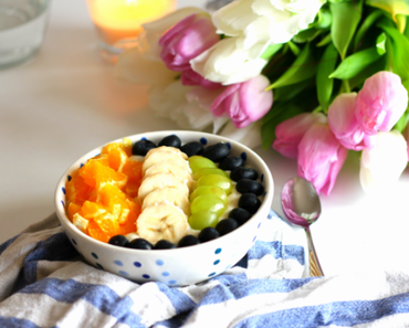Clean Eating: Protein-Grießbrei