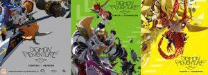 KSM verkündet die Kino-Termine für Digimon Tri 1-3