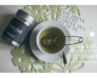 It´s Tea Time [Smecket Bio Tee]