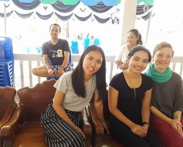 Gastfreundschaft auf Thailändisch