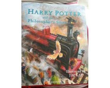 Kommentar zu GEWINNSPIEL: Harry Potter and the Philosopher's Stone von swappinghowdies