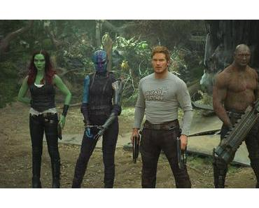 Guardians Of The Galaxy 2 kommt ins Kino