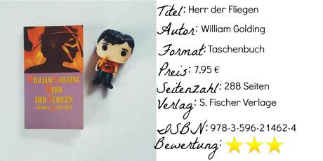 Herr der Fliegen | William Golding